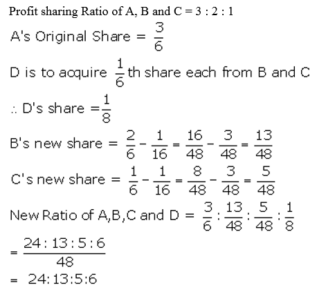 TS Grewal Accountancy Class 12 Solutions Chapter 4 Admission of a Partner Q4