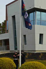 Flag Dedication Pic 2