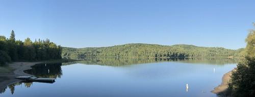 Arrowhead - calm lake