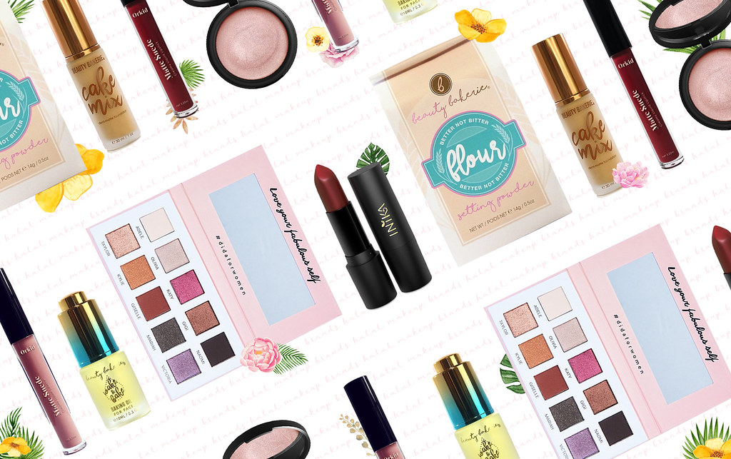 Beauty Guide | Halal Makeup Brands You Need To Try - The DC Edit