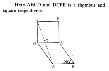 ML Aggarwal Class 9 Solutions for ICSE Maths Chapter 13 Rectilinear Figures  ct 6a