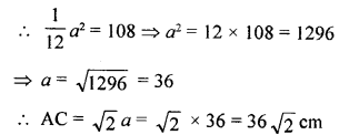 ML Aggarwal Class 9 Solutions for ICSE Maths Chapter 12 Pythagoras Theorem     ch7a