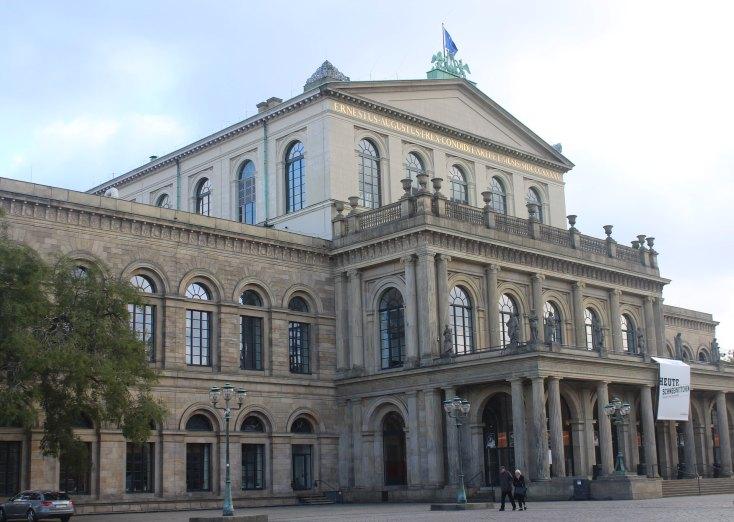 The Opera, Hanover, Germany