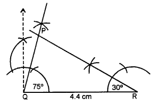 Selina Concise Mathematics class 7 ICSE Solutions - Triangles -c3a