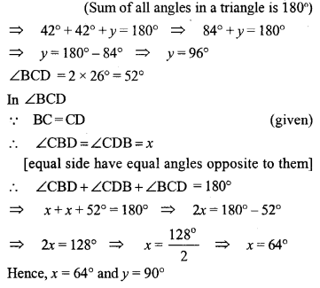 ML Aggarwal Class 9 Solutions for ICSE Maths Chapter 13 Rectilinear Figures  ct 4d