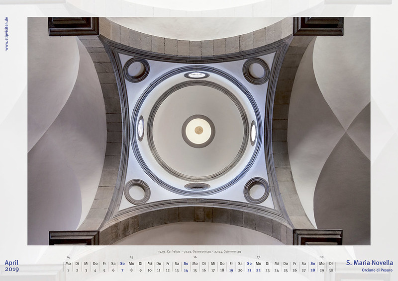 Kirchen 2019 – April