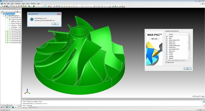 Working with Concepts NREC MAX PAC 8.7.2.0 full license