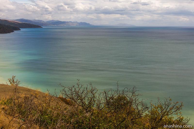 Крым, Черное море