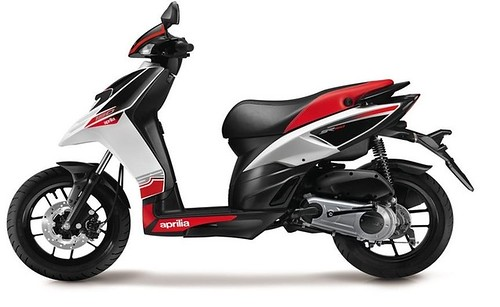 Review de la Aprilia SR 150