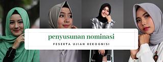penyusunan nominasi peserta ujian rekognisi