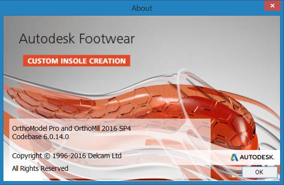 Autodesk OrthoMODEL Pro 2016 SP4 full license