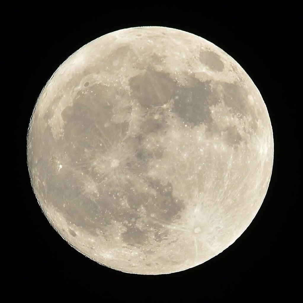 Winter Solstice Full Moon 2018