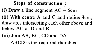 ML Aggarwal Class 9 Solutions for ICSE Maths Chapter 13 Rectilinear Figures  ex 2  19