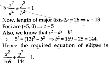 NCERT Solutions for Class 11 Maths Chapter 11 Conic Sections 27