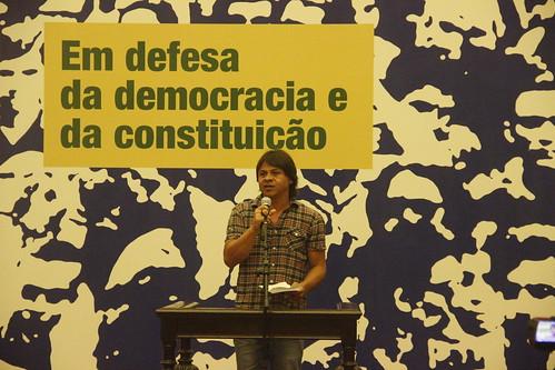 Ato em Defesa da Democracia