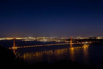 en dan schieten we nog even een plaatje van de Golden Gate