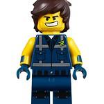 LEGO Movie 2 70826 Rex's Rextreme Offroader 04