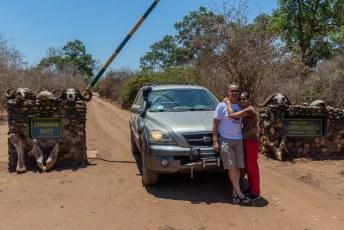 Dat was het dan, Lower Zambezi NP kan ook weer van de bucketlist.