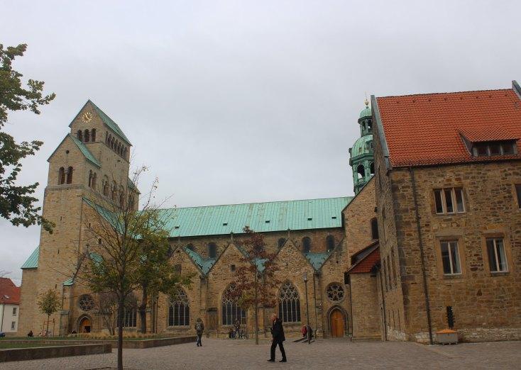 Marien Dom in Hildesheim, Germany