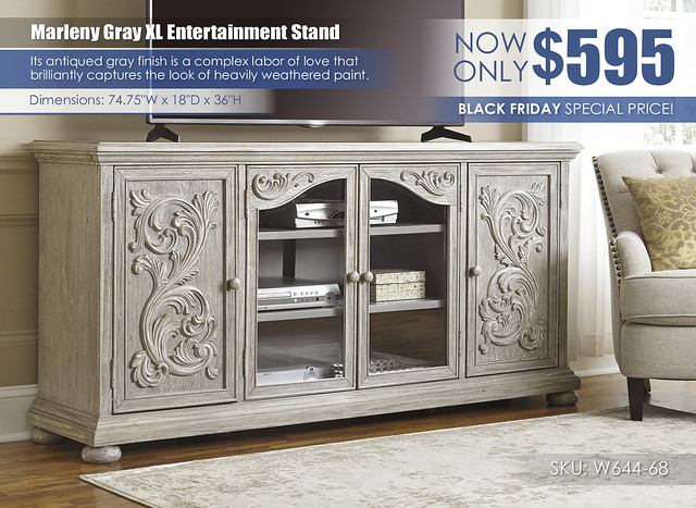 Marleny XL Entertainment TV Stand Special_W644-60