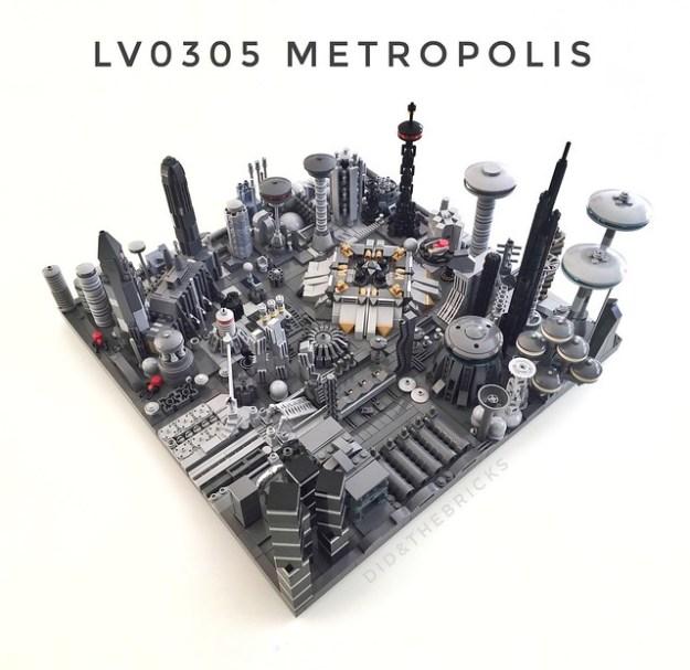 大都市LV0305