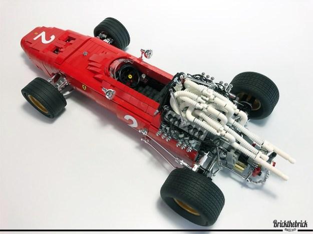 法拉利312 F1 67