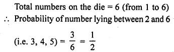 RD Sharma Class 10 Solutions Chapter 16 Probability VSAQS 5