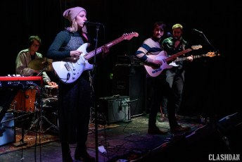 Babe Club @ The Pour House Music Hall in Raleigh NC on December 11th 2018