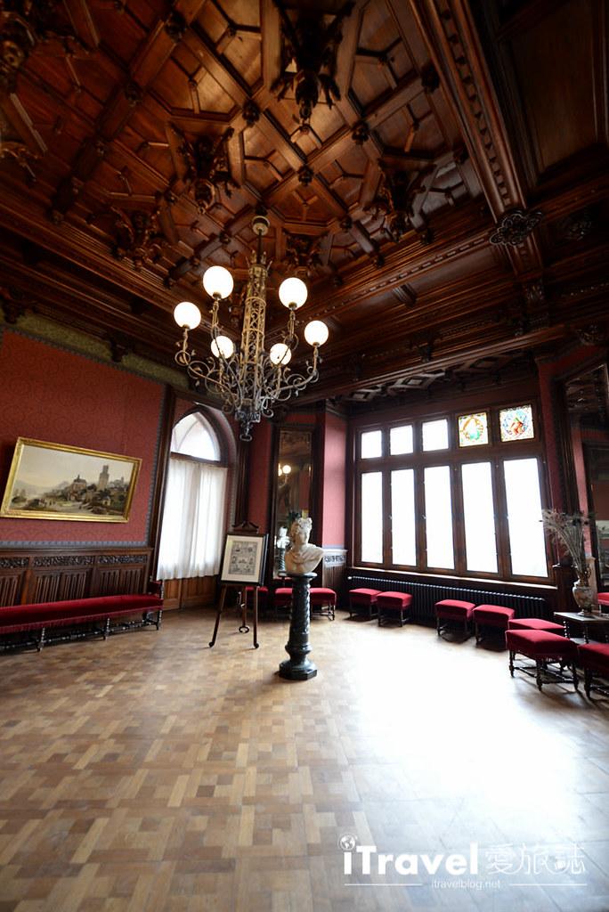 德國克尼格斯溫特爾景點 龍岩堡Schloss Drachenburg (58)
