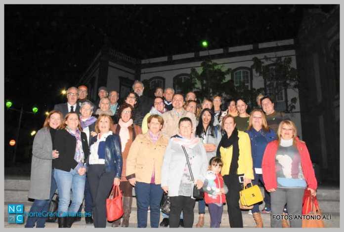 Día Mundial del Cancer en Arucas