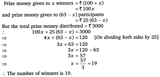 NCERT Solutions for Class 8 Maths Chapter 2 Linear Equations In One Variable 30
