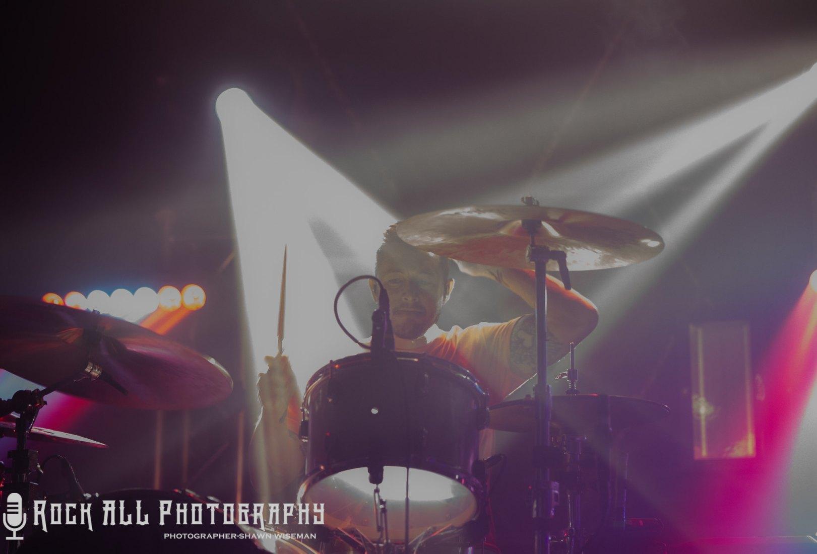 Thrice - Cincinnati, Ohio 11-11-18 - Bogarts