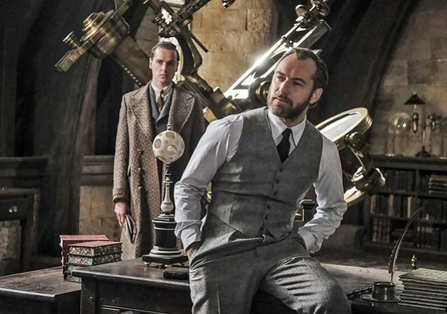 fantastic-beasts-2 Jude Law