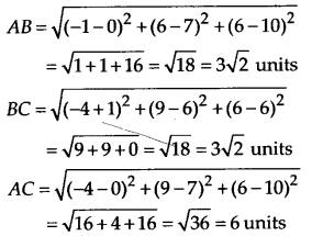 study rankers class 11 maths Chapter 12 Introduction to Three Dimensional Geometry 3