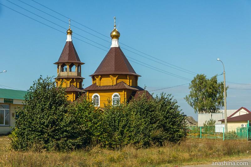 Церковь, Республика Мордовия