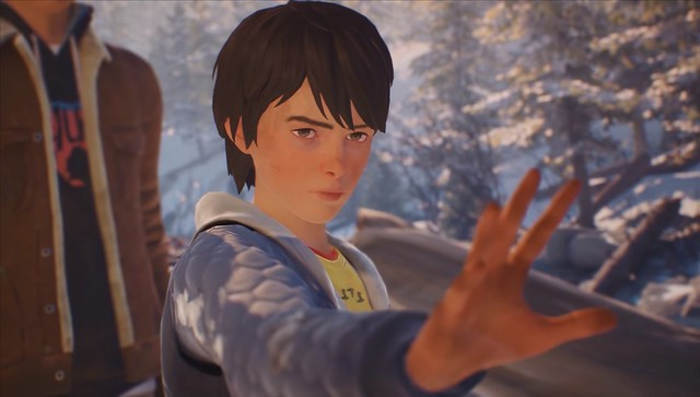 Life is Strange 2 Episode 2 - Force Powers