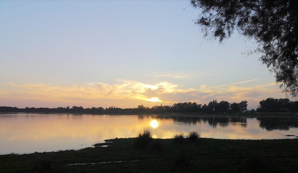 atardecer El Charco de la Boca El Rocío Parque Nacional de Doñana Almonte Huelva 02