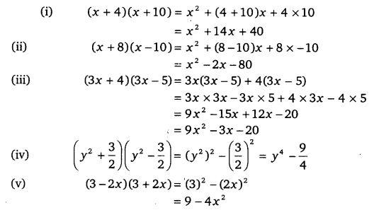 NCERT Solutions for Class 9 Maths Chapter 2 Polynomials 19
