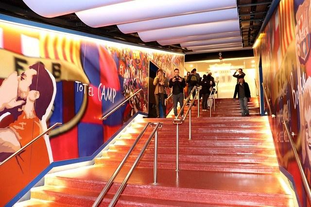 Tour del Camp Nou