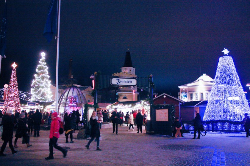 Tampereen joulu