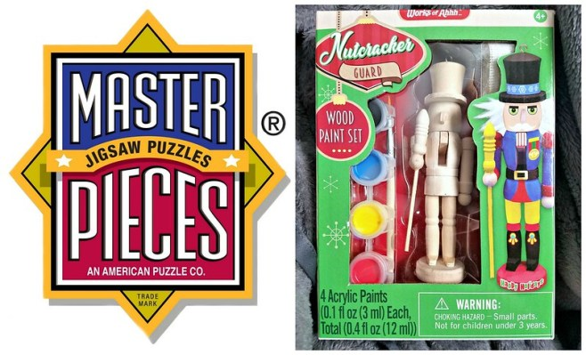 MasterPieces DIY Craft Kit Review