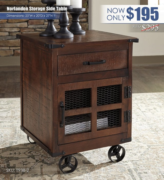 Norlandon Storage Side Table_T938-2