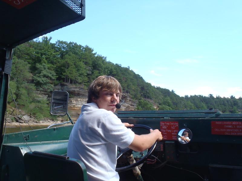 Original Wisconsin Ducks driver