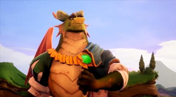 Spyro Reignited Trilogy - A Strong Dragon