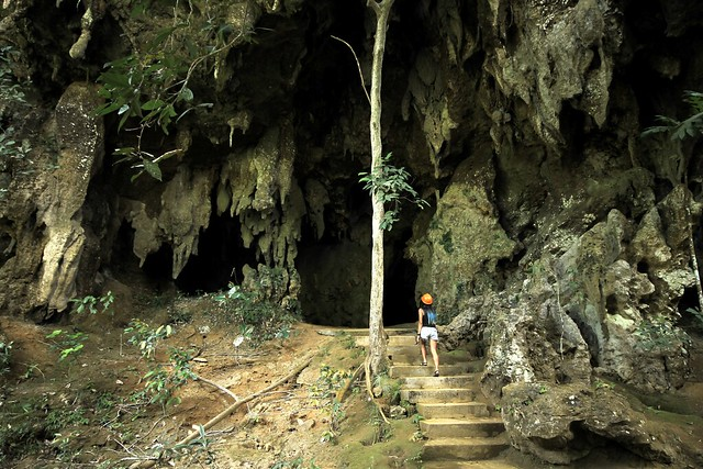 Panhulugan Cave - Sohoton Caves & Natural Bridge