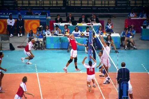 2004 Athènes - Jeux Olympiques - 23/08