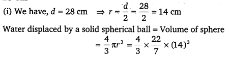 NCERT Solutions for Class 9 Maths Chapter 13 Surface Area and Volumes 55