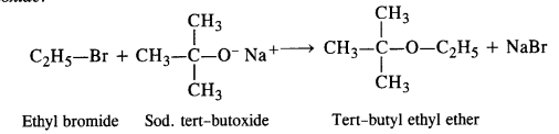 NCERT Solutions for Class 12 Chemistry Chapter 11 Alcohols, Phenols and Ehers ex 25a