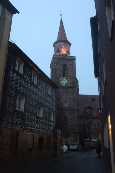 St. Michael in Furth, Franconia