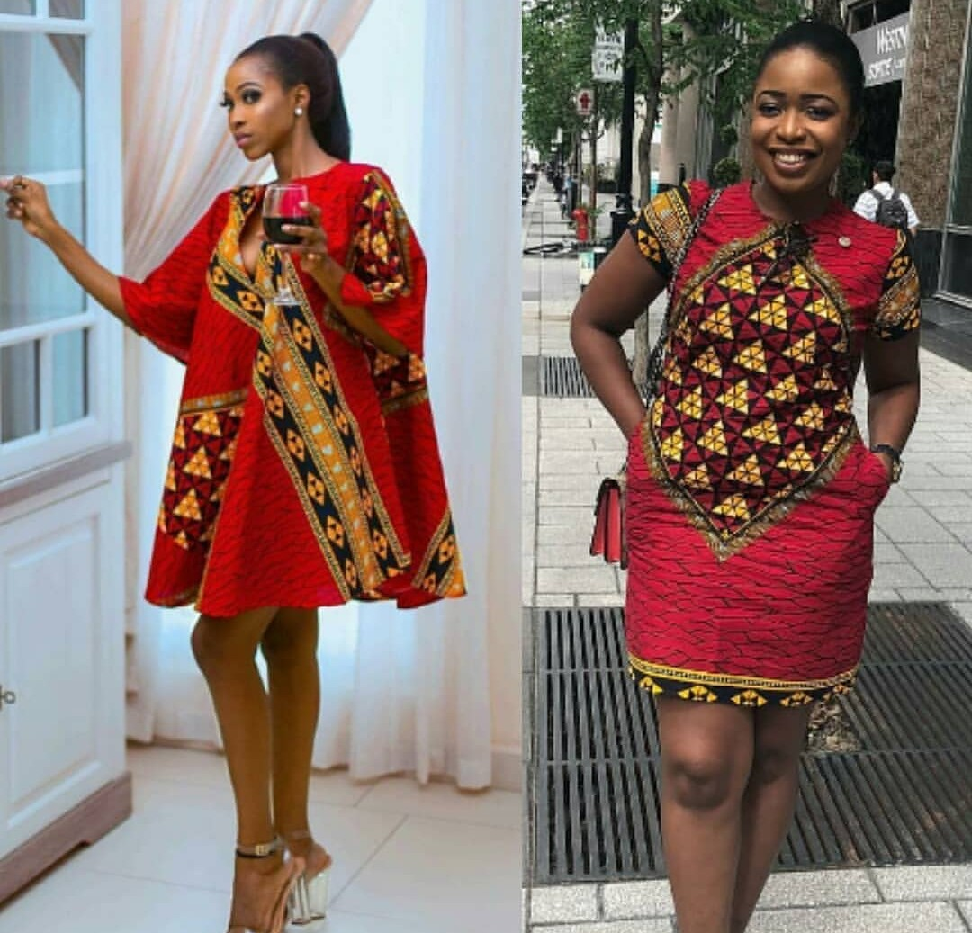 FASHIONABLE NIGERIAN GOWN 2019 DESIGNS IS EVERY WOMAN'S DREAM. 2